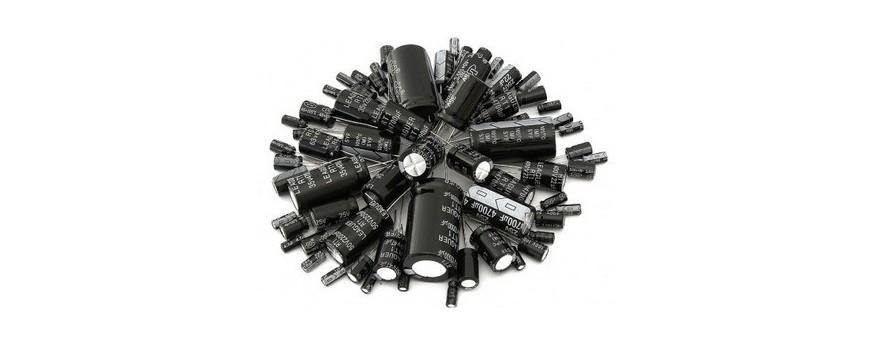 Condensatoare Electrolitice | ZuTech.ro